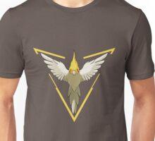 Team Yellow Cockatiel Unisex T-Shirt