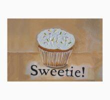Cupcake Sweetie!  One Piece - Long Sleeve