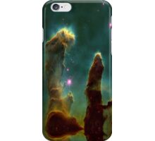 Pillars of Creation iPhone Case/Skin