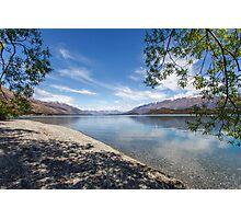 Lake Wakatipu  Photographic Print
