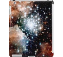 Red Galaxy iPad Case/Skin