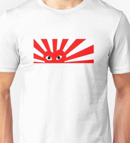 CDG Play x Rising Sun Unisex T-Shirt