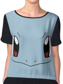 Squirtle Chiffon Top