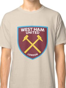 West Ham United Badge 2016 Classic T-Shirt