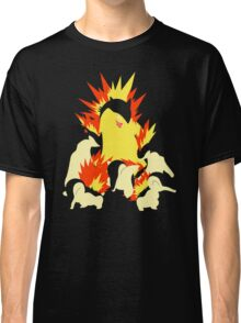 Cyndaquil  Quilava Typhlosion Classic T-Shirt