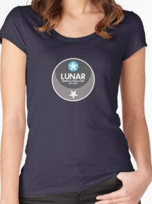 Lunar Mining & Lifting Corps Women's Fitted Scoop T-Shirt