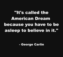 George Carlin by heandshe