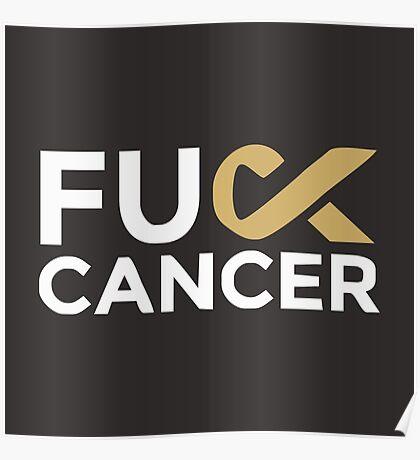 cancer shirt Poster