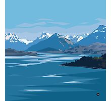 Glenorchy Photographic Print