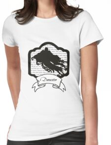 Dementor Womens Fitted T-Shirt