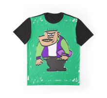 Grundy the Goon Graphic T-Shirt