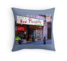 New Piccadilly Throw Pillow