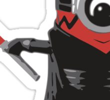 Minion Maul Sticker