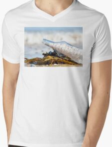Message in a Bottle Mens V-Neck T-Shirt