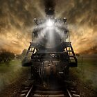Night Train by Cliff Vestergaard