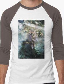 Be My Shelter Men's Baseball ¾ T-Shirt
