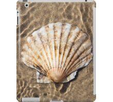Scallop Shell iPad Case/Skin