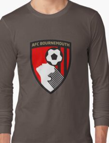 AFC Bournemouth Badge 2016 Long Sleeve T-Shirt