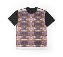 Indian Diamond Snake Belt © Brad Michael Moore Graphic T-Shirt