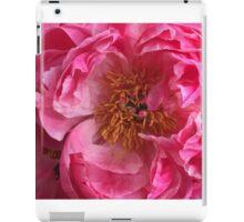 Coral Peony iPad Case/Skin