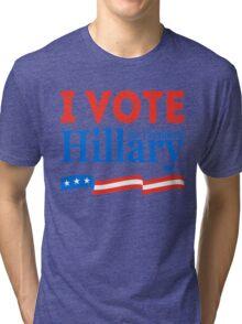 Hillary Kaine Tri-blend T-Shirt