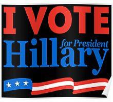 Hillary Kaine Poster