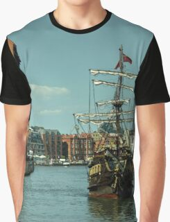 Gdansk Galleon  Graphic T-Shirt