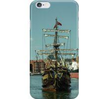 Gdansk Galleon  iPhone Case/Skin