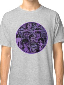 Movie Robot Classic T-Shirt