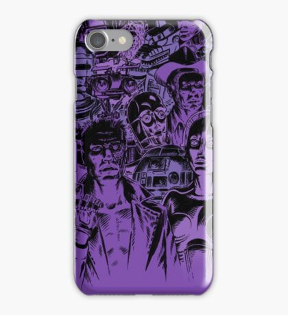 Movie Robot iPhone Case/Skin