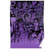 Movie Robot Poster