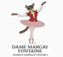 Dame Margay Fontaine Kids Tee