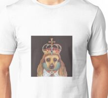 Queen Poodle Unisex T-Shirt