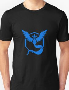TEAM MYSTIC - Pokemon Go Unisex T-Shirt