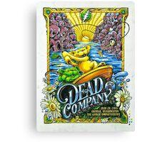 Dead &Company The Gorge Washinton, Or 2016 Canvas Print