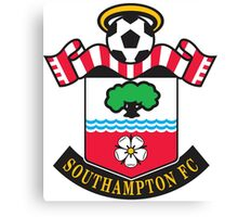 Southampton FC Badge 2016 Canvas Print