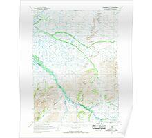 USGS TOPO Map Alaska AK Goodnews C-7 361881 1954 63360 Poster