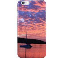 Goose Bump Sunset iPhone Case/Skin