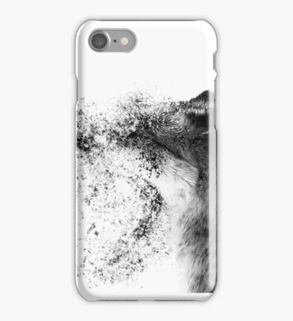 Exploding Wolf iPhone Case/Skin