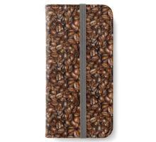 Coffee Beans - Dark Roast iPhone Wallet/Case/Skin