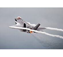 F35 Lightning II Photographic Print