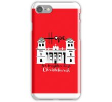 Hope for brighter days, Catholic Cathedral iPhone Case/Skin