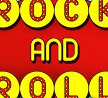 Rock 'n' Vegas! Sticker
