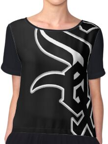 Chicago White Sox Chiffon Top