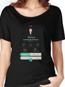 Rick & Morty / Pokemon Go Women's Relaxed Fit T-Shirt