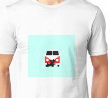 Scottie Dog 'Campervan' Unisex T-Shirt