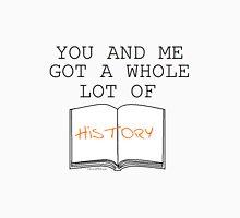 One Direction History Niall's Handwriting Classic T-Shirt