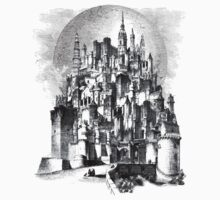 The Castle of Gormenghast One Piece - Short Sleeve