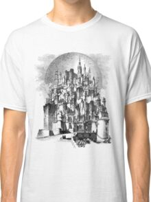 The Castle of Gormenghast Classic T-Shirt