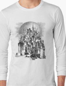 The Castle of Gormenghast Long Sleeve T-Shirt